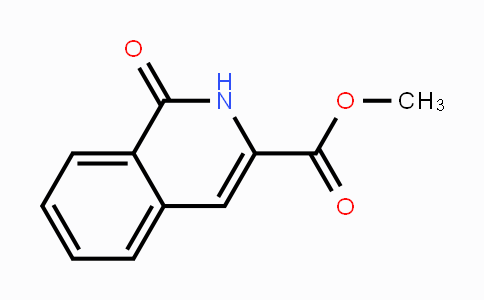 DY429374 | 69454-42-8 | Methyl 1-oxo-1,2-dihydroisoquinoline-3-carboxylate