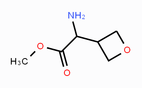 DY429817 | methyl2-amino-2-(oxetan-3-yl)acetate
