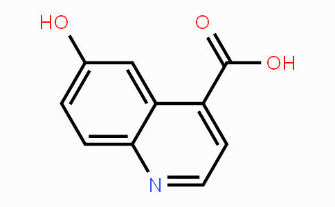 DY429925 | 4312-44-1 | 6-Hydroxy-4-quinolinecarboxylic acid