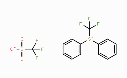 147531-11-1 | Diphenyl(trifluoromethyl)sulfonium trifluoromethanesulfonate