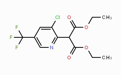 172527-71-8 | Diethyl 2-(3-chloro-5-(trifluoromethyl)pyridin-2-yl)malonate