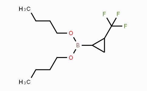 MC431051 | 909698-11-9 | Dibutyl (2-(trifluoromethyl)cyclopropyl)boronate