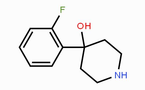 871113-19-8 | 4-(2-Fluorophenyl)piperidin-4-ol