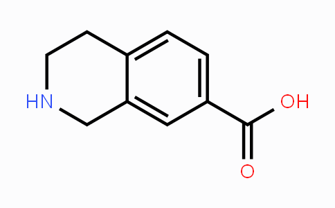 DY431490 | 160346-57-6 | 1,2,3,4-Tetrahydroisoquinoline-7-carboxylic acid