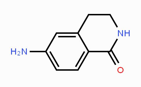 DY431590 | 22246-00-0 | 6-Amino-3,4-dihydroisoquinolin-1(2H)-one