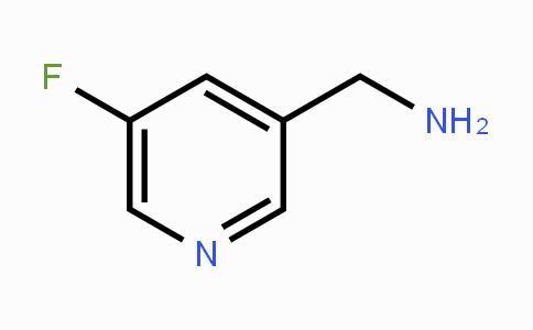 23586-96-1 | (5-Fluoropyridin-3-yl)methylamine