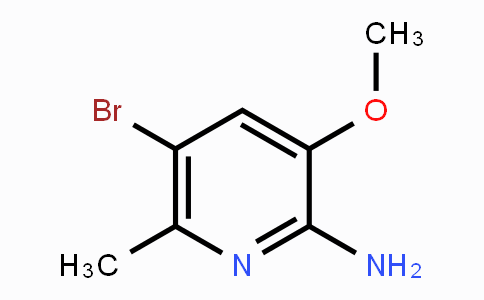 5-Bromo-3-methoxy-6-methylpyridin-2-amine