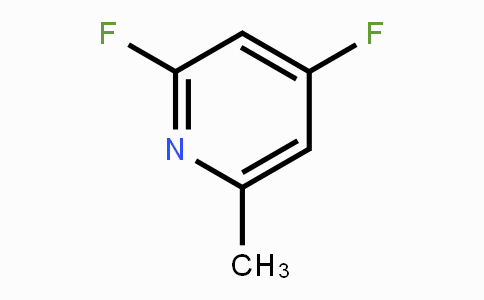 83261-73-8 | Pyridine, 2,4-difluoro-6-methyl- (9CI)