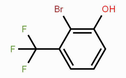 1214323-39-3 | 2-Bromo-3-(trifluoromethyl)phenol