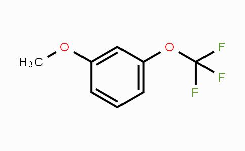 142738-94-1 | 1-Methoxy-3-(trifluoromethoxy)benzene