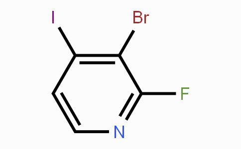 884494-52-4 | 3-Bromo-2-fluoro-4-iodopyridine