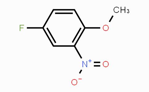 445-83-0 | 4-Fluoro-2-nitroanisole