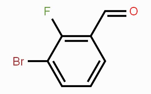 14947-15-9 | 3-Bromo-2-fluorobenzaldehyde