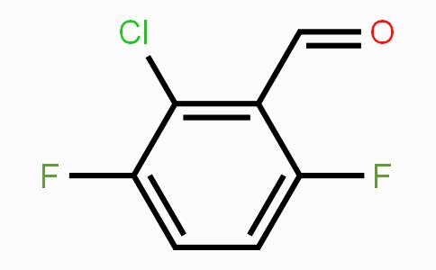 261762-39-4   2-Chloro-3,6-difluorobenzaldehyde
