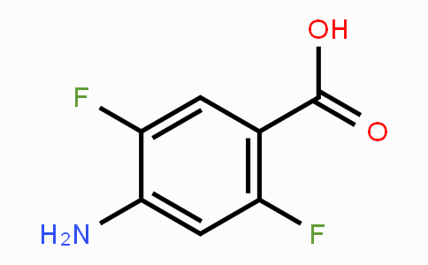 773108-64-8 | 4-Amino-2,5-difluorobenzoic acid