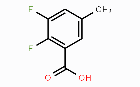 1003709-96-3 | 2,3-Difluoro-5-methylbenzoic acid