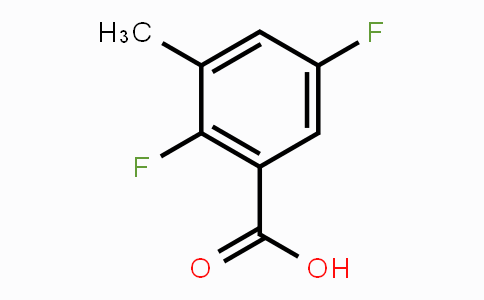 1003710-01-7 | 2,5-Difluoro-3-methylbenzoic acid