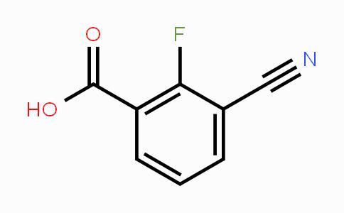 219519-77-4 | 2-Fluoro-3-cyanobenzoic acid