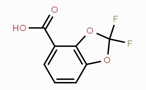 126120-85-2 | 2,2-Difluoro-1,3-benzodioxole-4-carboxylic acid