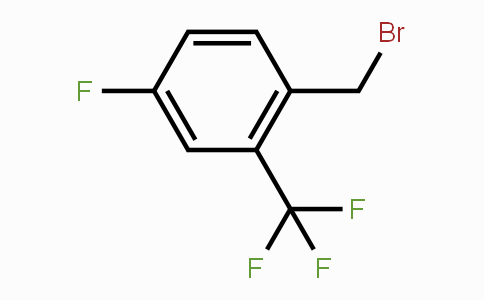206860-48-2 | 4-Fluoro-2-(trifluoromethyl)Benzylbromide