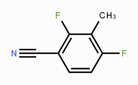 847502-87-8 | 2,4-Difluoro-3-methyl benzonitrile