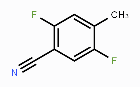 1003708-66-4 | 2,5-Difluoro-4-methyl benzonitrile