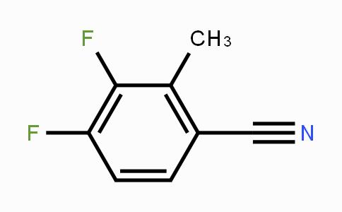 847502-83-4 | 3,4-Difluoro-2-methyl benzonitrile