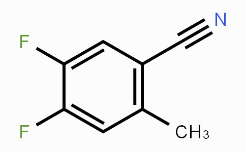 1003708-82-4 | 4,5-Difluoro-2-methyl benzonitrile