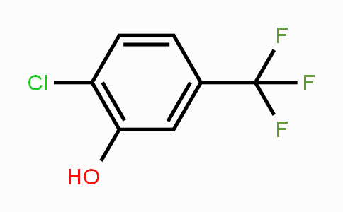 40889-91-6 | 2-Chloro-5-(trifluoromethyl)phenol