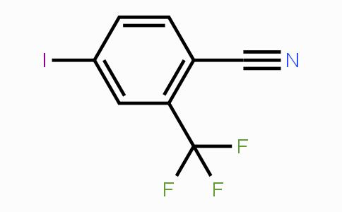 101066-87-9 | 4-Iodo-2-(trifluoroMethyl)benzonitrile