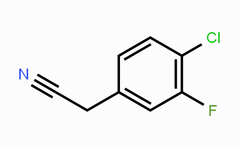 251570-03-3 | (4-chloro-3-fluoro-phenyl)-acetonitrile