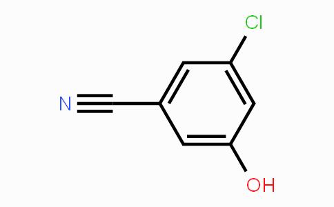 473923-97-6 | 3-Chloro-5-hydroxy-benzonitrile