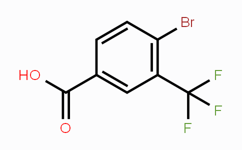 1622-14-6 | 4-Bromo-3-(trifluoromethyl)benzoic acid