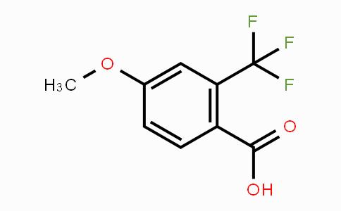 127817-85-0 | 4-methoxy-2-(trifluoromethyl)benzoic acid