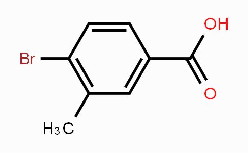 7697-28-1   4-Bromo-3-methylbenzoic acid