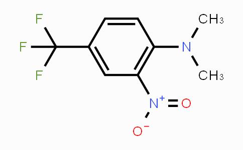 40700-38-7   4-DiMethylaMino-3-nitrobenzotrifluoride