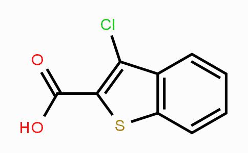 21211-22-3 | 3-Chloro-benzo[b]thiophene-2-carboxylic acid