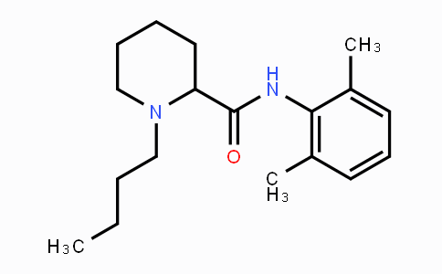 27262-47-1 | 1-Butyl-N-(2,6-dimethylphenyl)-piperidine-2-carboxamide
