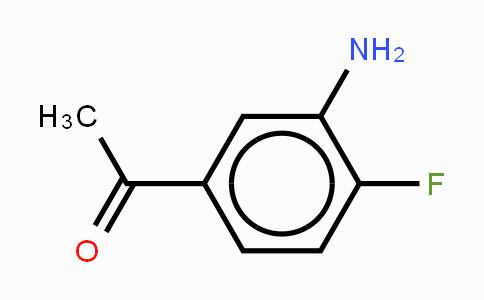 2002-82-6 | 3-Amino-4-fluoroacetophenone