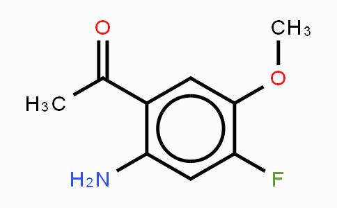 949159-97-1 | 2-Amino-4-fluoro-5-methoxyacetophenone