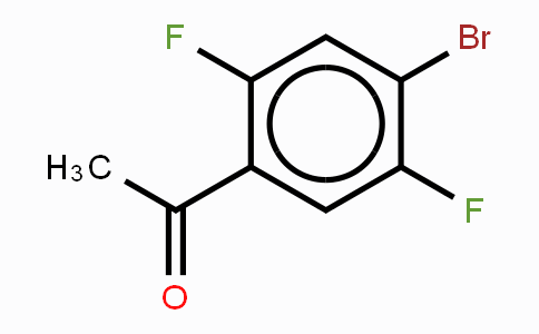 123942-11-0 | 4-Bromo-2,5-difluoroacetophenone