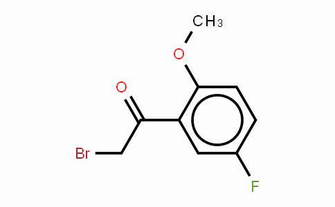 MC433216 | 343-04-4 | a-溴-5'-氟-2'-甲氧基苯乙酮