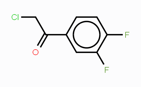 51336-95-9 | a-Chloro-3,4-difluoroacetophenone