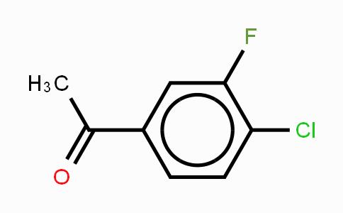 151945-84-5 | 4-Chloro-3-fluoroacetophenone