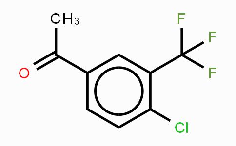 129825-11-2 | 4-Chloro-3-(trifluoromethyl)acetophenone