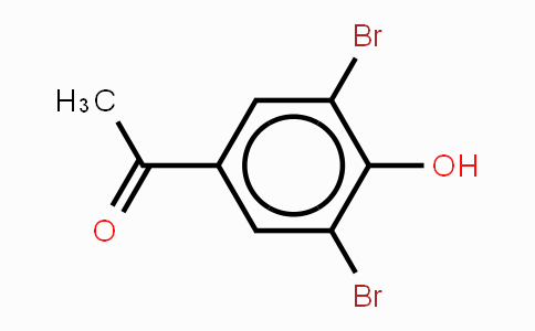 2887-72-1 | 3,5-Dibromo-4-hydroxyacetophenone
