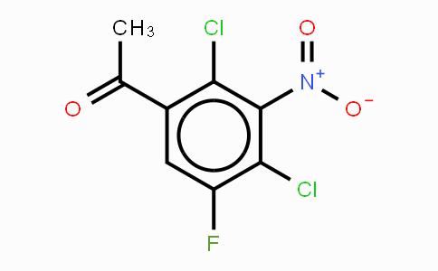 887267-36-9 | 2,4-Dichloro-5-fluoro-3-nitroacetophenone