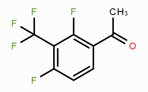 1202679-46-6 | 2',4'-Difluoro-3'-(trifluoromethyl)acetophenone