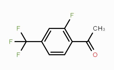122023-29-4 | 2'-Fluoro-4'-(trifluoromethyl) acetophenone