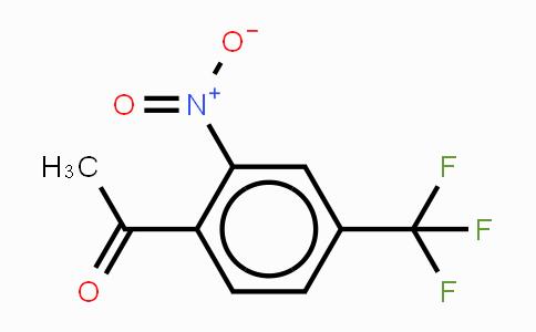 128403-22-5 | 2-Nitro-4-(trifluoromethyl)acetophenone